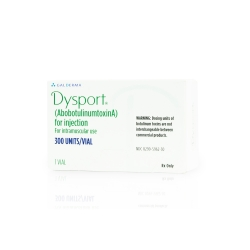 Dysport® by the Unit
