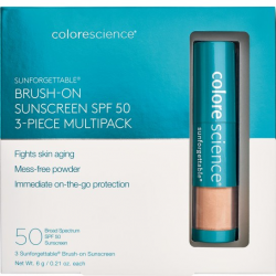 Colorescience® Sunforgettable® Total Protection™ Brush-on Shield SPF 50 Multipack
