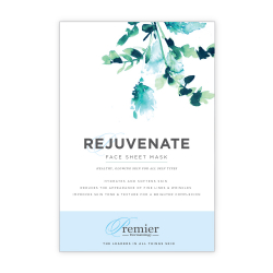 Premier Rejuvenate Face Sheet Mask