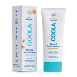 Coola Mineral Body Organic Sunscreen Lotion SPF 30