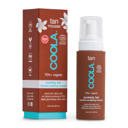 Coola Sunless Tan Express Sculpting Mousse